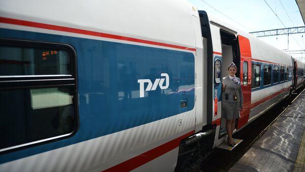 Ces trains qui améliorent les relations russo-chinoises à 385 km/h - Sputnik France