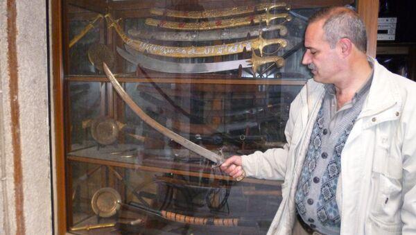 Abd el-Qader Al-Syoufi - Sputnik France