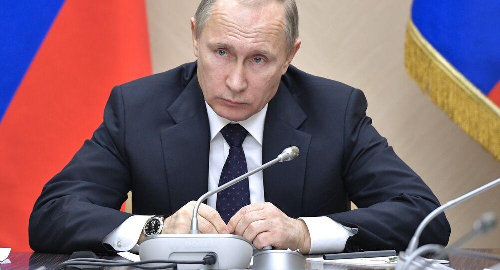 Poutine sur l'ingérence de Moscou dans les élections US: « Lisez sur mes lèvres – NON »