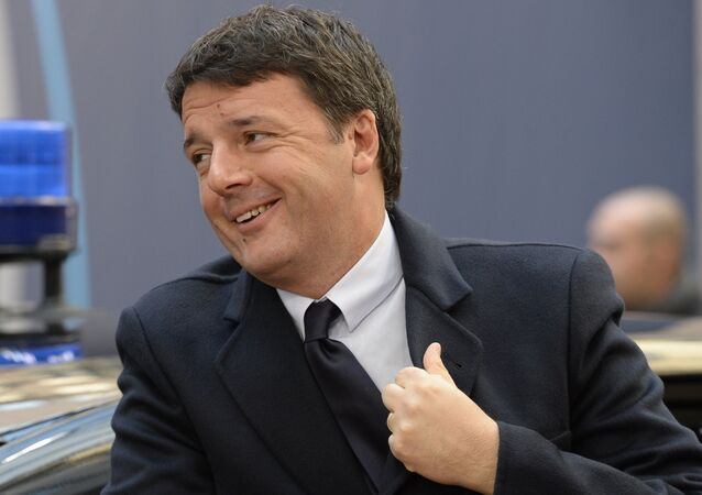 Matteo Renzi. Archive photo