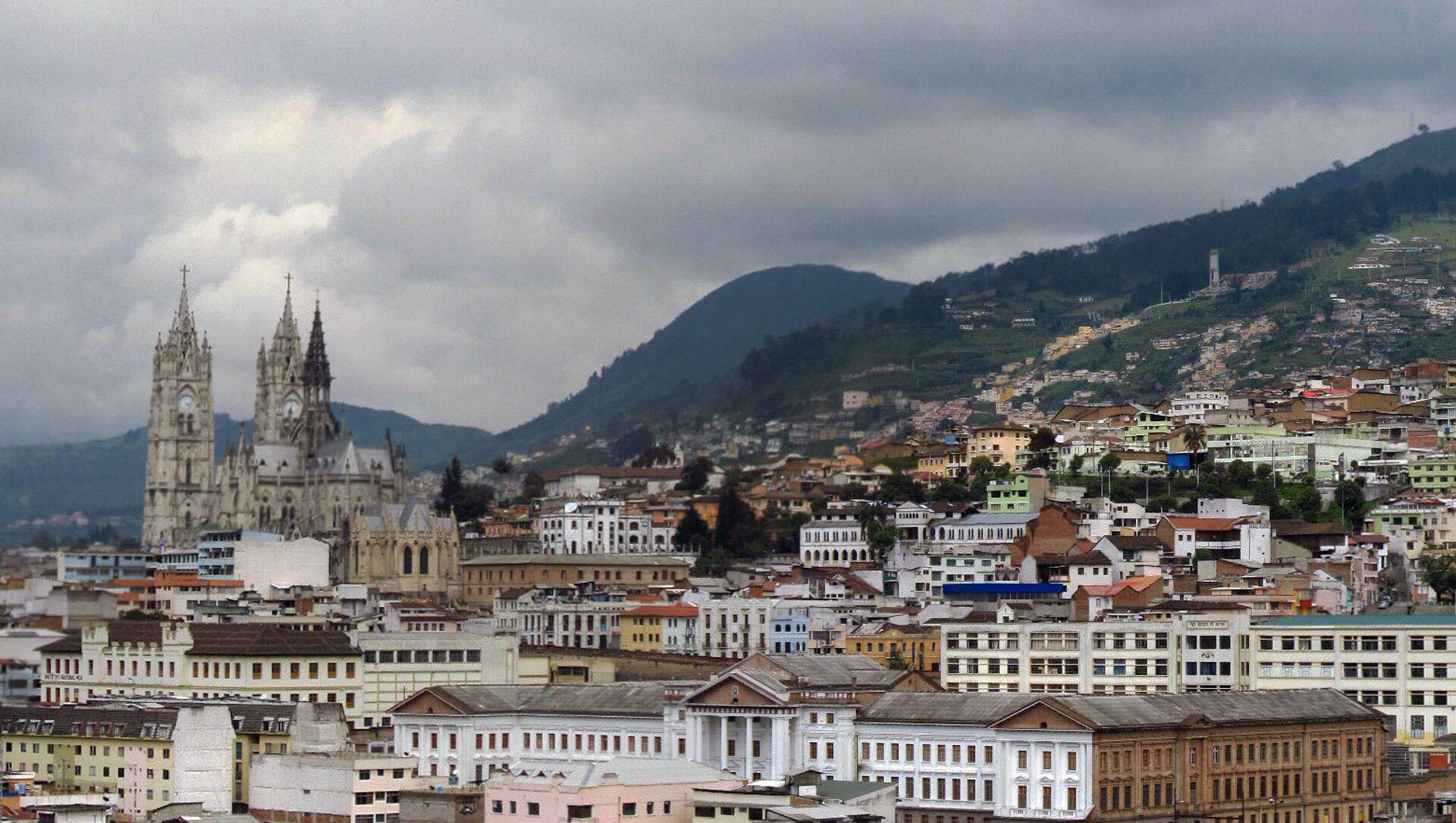 Quito, Équateur - Sputnik France, 1920, 24.08.2021