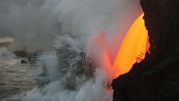 Kilauea Volcano - Sputnik France