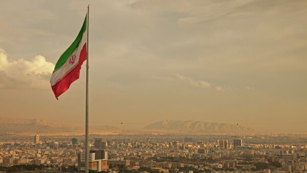 View of the Tehran, Iran - Sputnik France