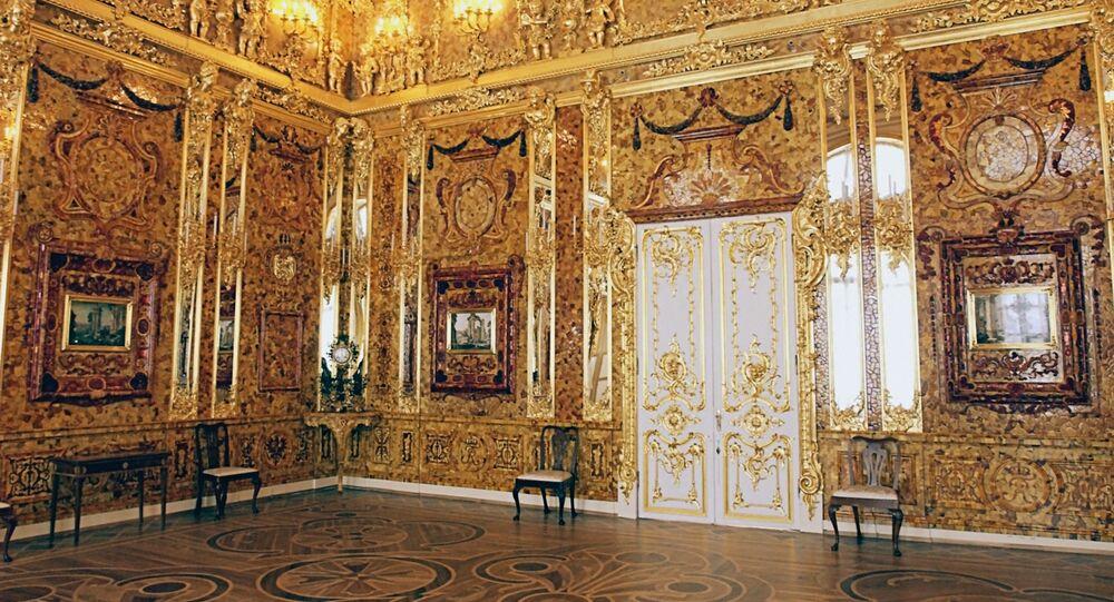 Enfin des traces de la Chambre d'ambre dans des tunnels secrets en Pologne?