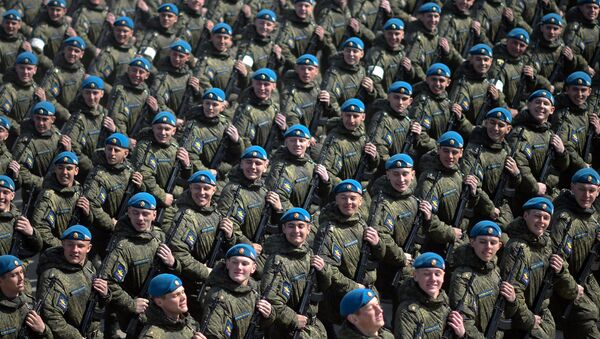 L'armée russe - Sputnik France
