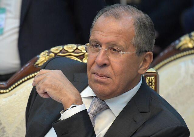 Lavrov au sujet de ses relations avec Condoleezza Rice: «Si je lui plaisais? Mensonge!»
