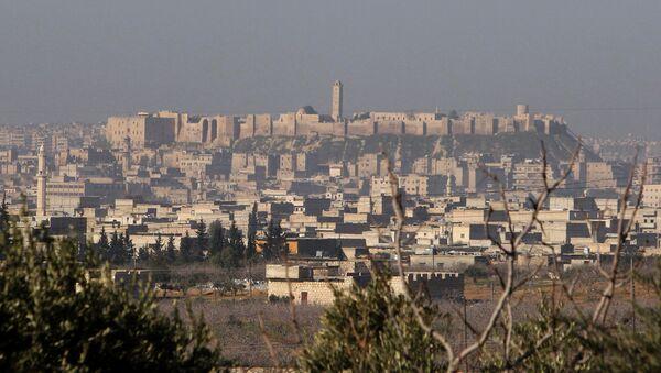 Alep, Syrie - Sputnik France