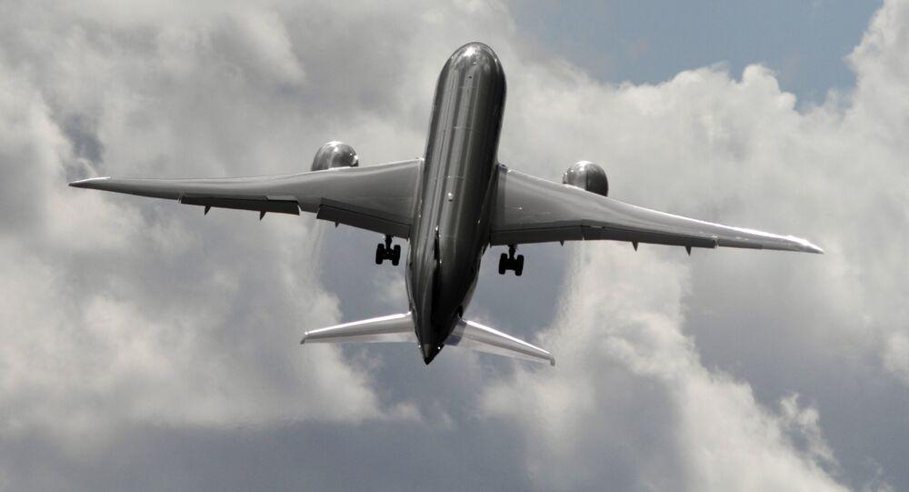 Qatar Airways Boeing. Archive photo