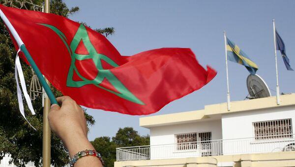 Drapeau du Maroc - Sputnik France
