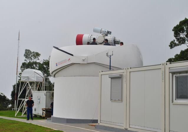 un télescope russe installé sur le territoire brésilien