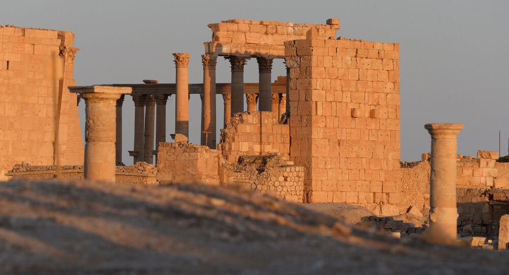 Palmyre (archive photo)