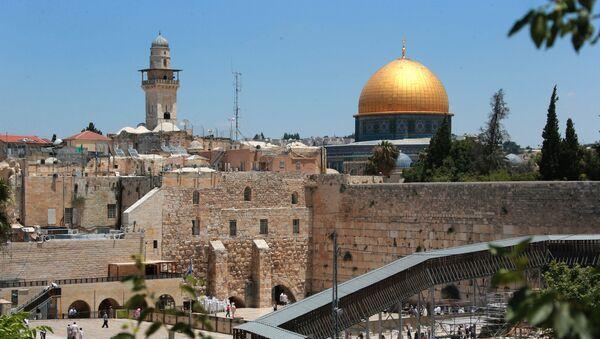 la vieille ville de Jérusalem - Sputnik France