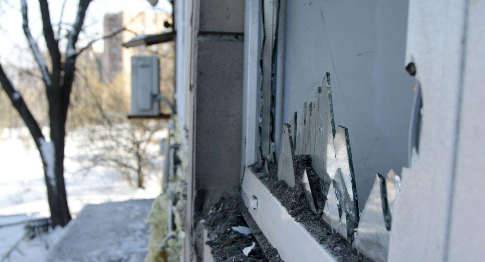 Le Donbass pilonné 300 fois en 24h par l'armée ukrainienne