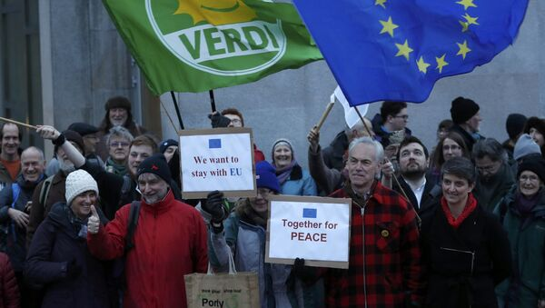 L'Ecosse contre le Brexit - Sputnik France