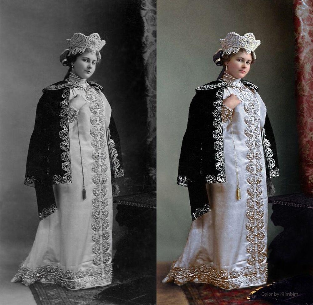 Palais d'Hiver, bal costumé, 1903