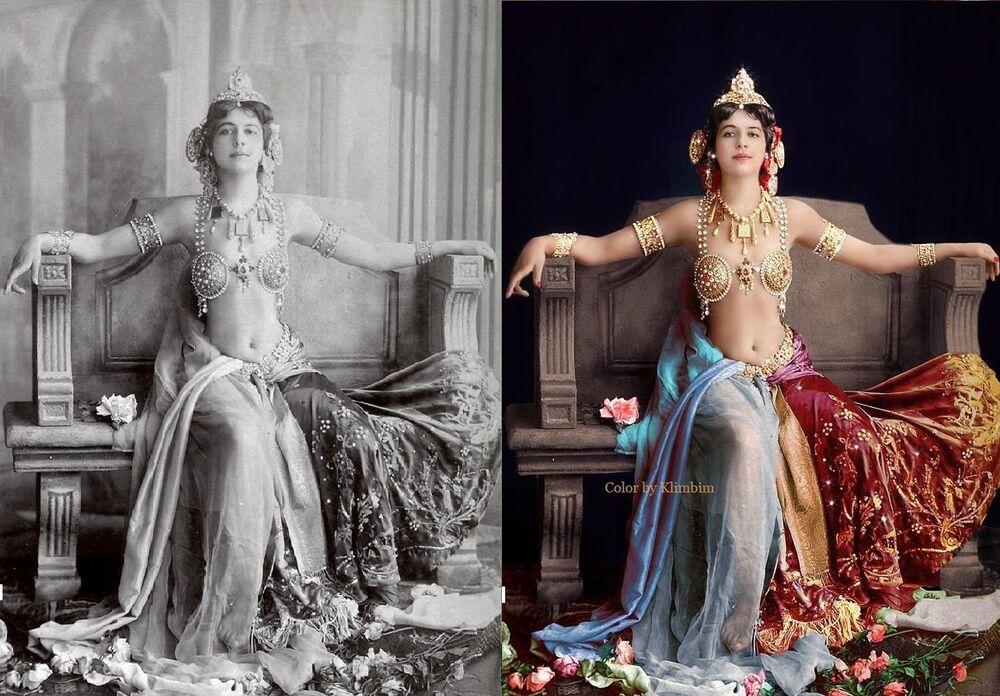 Mata Hari, l'espionne fatale de Première Guerre mondiale