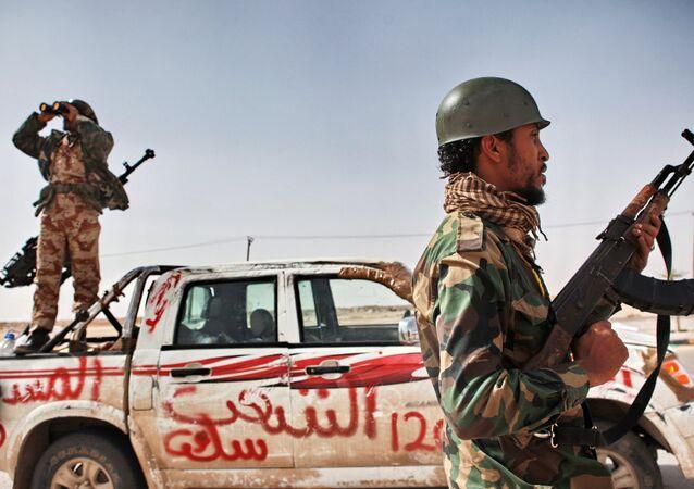 Situation en Libye
