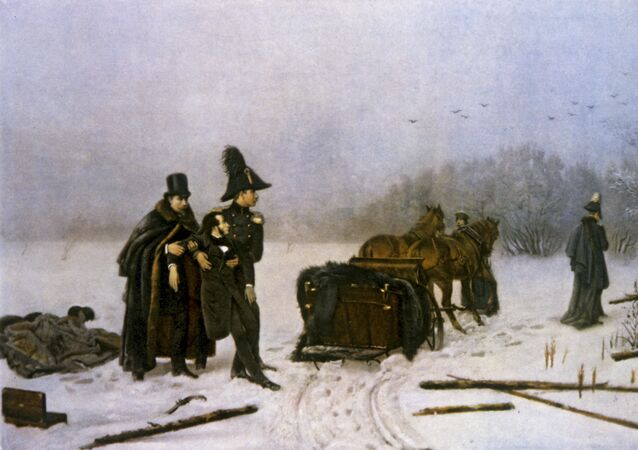 Duel opposant Alexandre Pouchkine et Georges d'Anthès