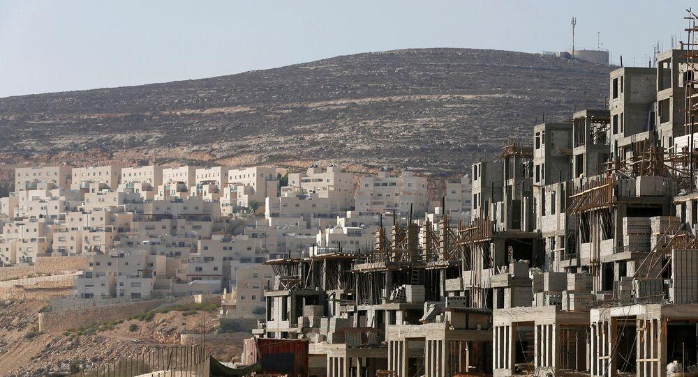 Colonie israélienne en Cisjordanie