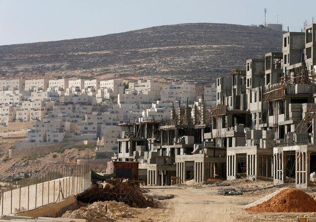 Colonie israélienne en Cisjordanie (image d'archives)