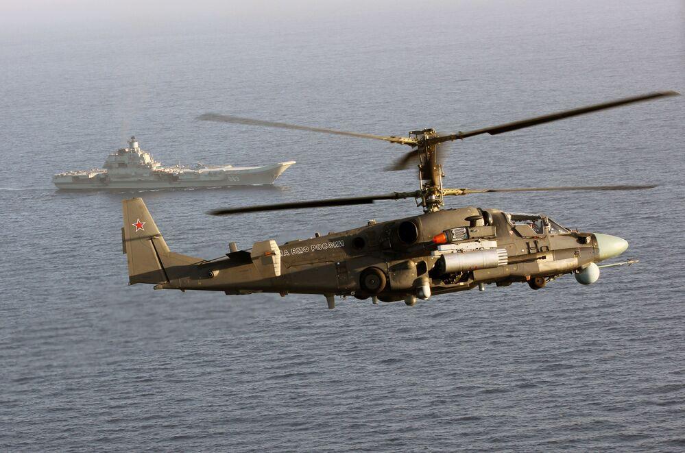 La campagne du détachement des navires de guerre de la Flotte russe du Nord