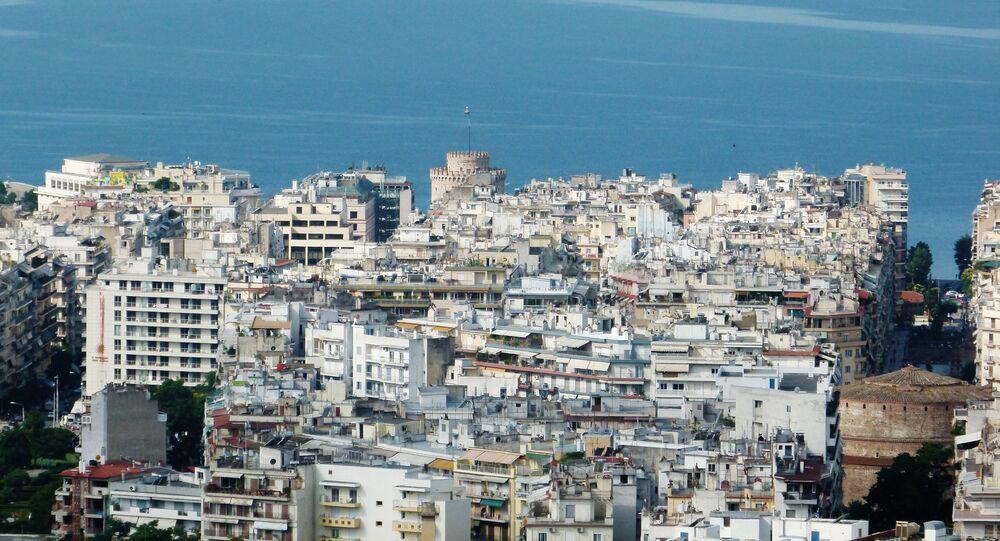 Ville de Thessalonique