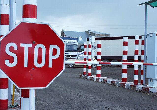 Embouteillage monstre à la frontière turco-bulgare après son blocage par des nationalistes