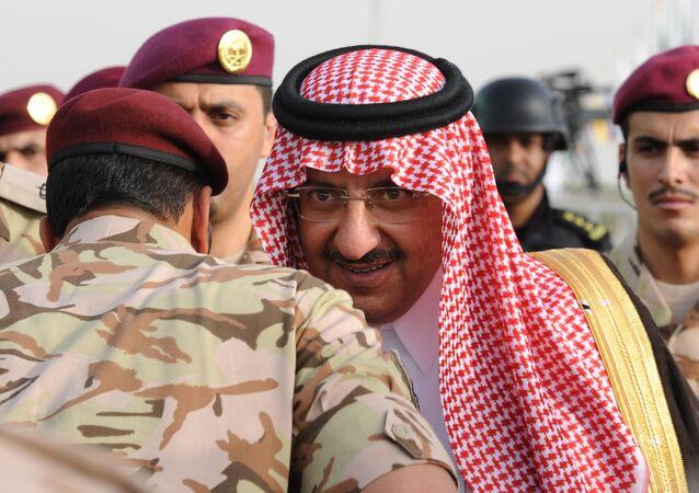 Mohammed bin Nayef bin Abdulaziz