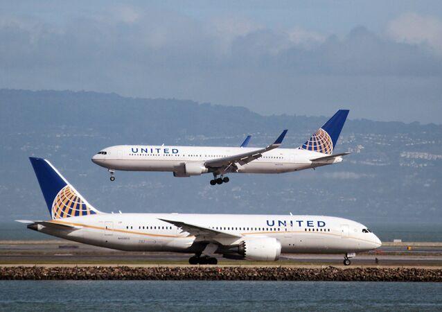 Période difficile pour United Airlines: cette fois un passager a été piqué par un scorpion