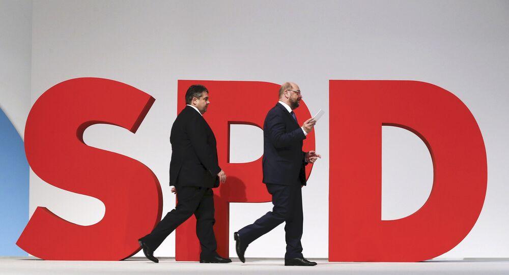 Le SPD allemand veut obtenir la levée des sanctions antirusses