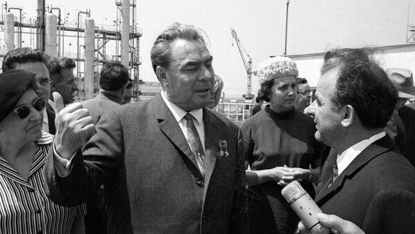 Léonid Brejnev - Sputnik France