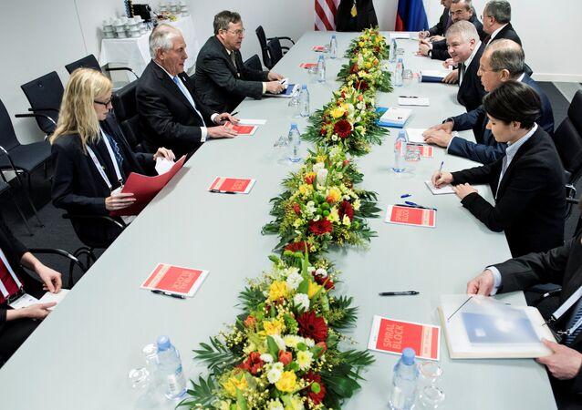 Allemagne: «La résolution des conflits internationaux n'est pas possible sans la Russie»