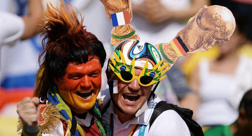 Les délires de la BBC autour de la Coupe du monde de football