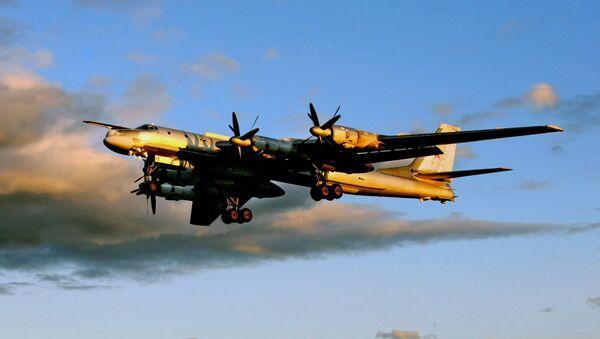 Tu-95MS strategic bomber - Sputnik France