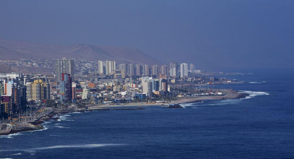 Antofagasta, Chili