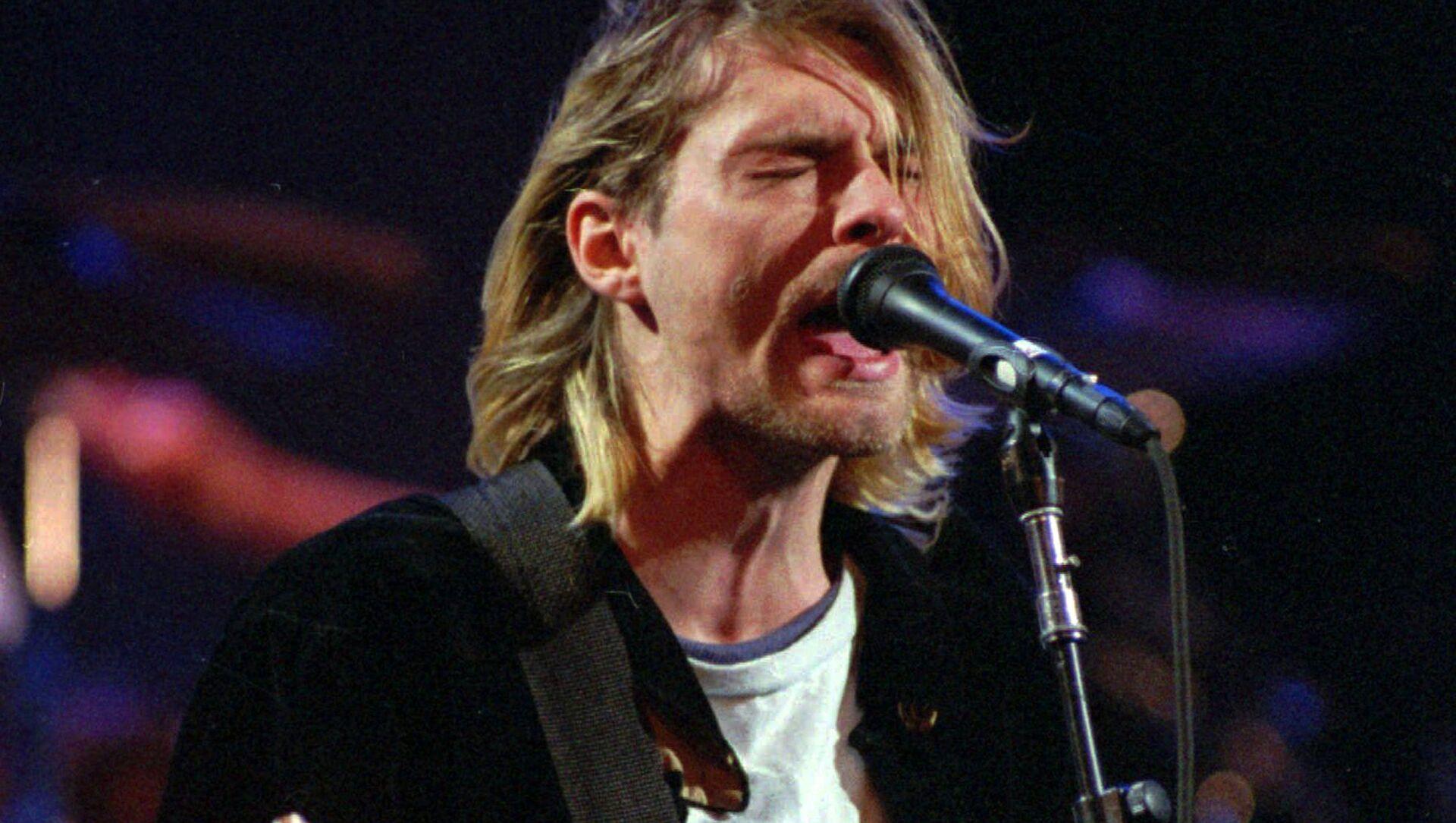 Kurt Cobain - Sputnik France, 1920, 25.08.2021