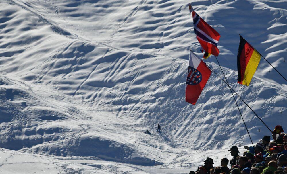 Les moments cruciaux des championnats du monde de biathlon