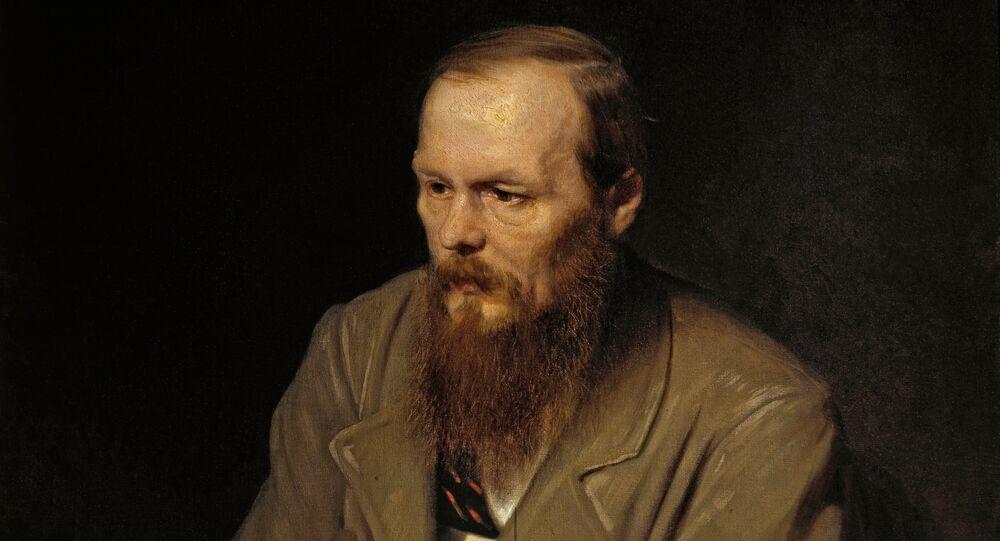 Portrait de Fiodor Dostoïevski par Vassili Perov