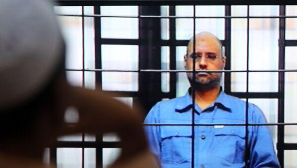 Seif al-Islam, the son of slain Libyan dictator Moamer Kadhafi - Sputnik France