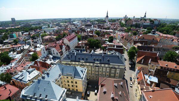 World cities. Tallinn - Sputnik France