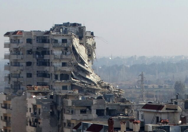 Homs, Syrie