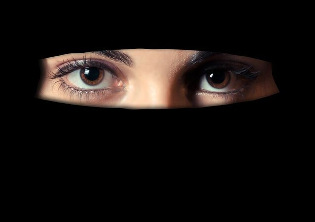 Burqa (image d'illustration)