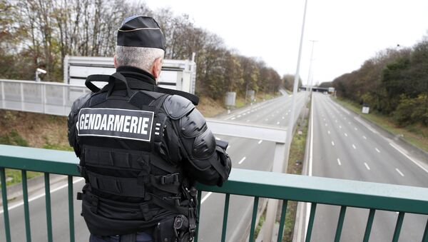 Un gendarme - Sputnik France