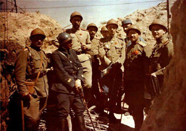 Corps expéditionnaire russe en France