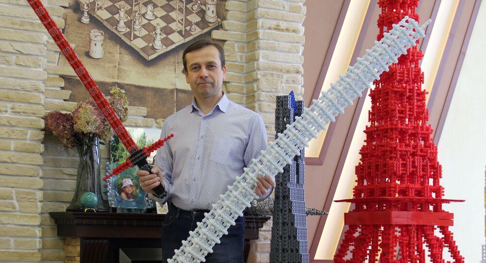 Fanclastic-Erfinder Dmitry Sokolov