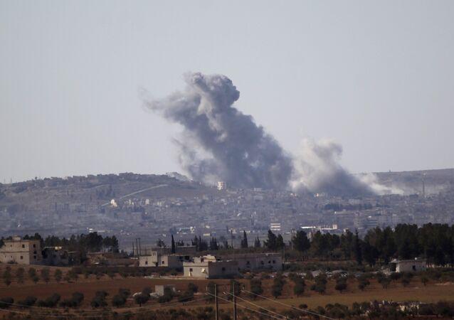 Syrie: un attentat à la voiture piégée fait au moins 41 morts près d'Al-Bab
