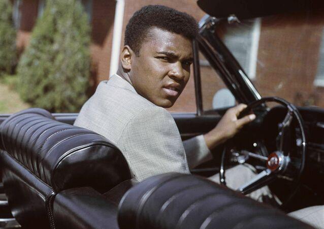 Mohamed Ali en 1963