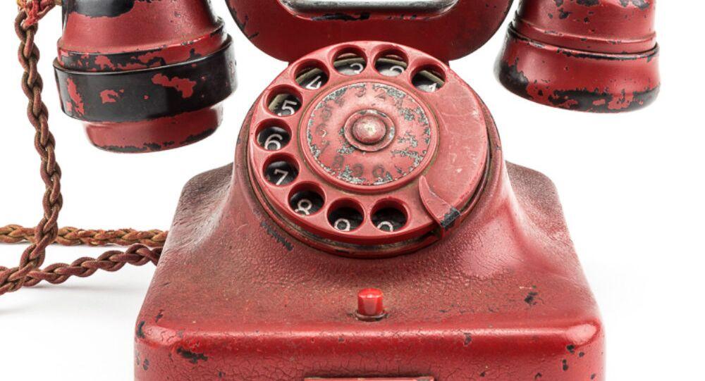 Le téléphone d'Hitler