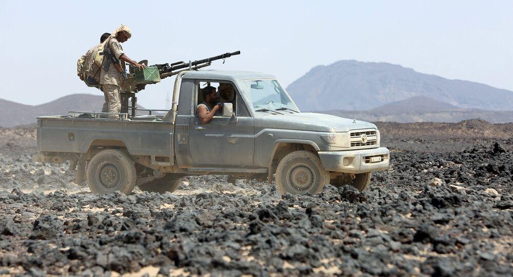 Conflit yéménite