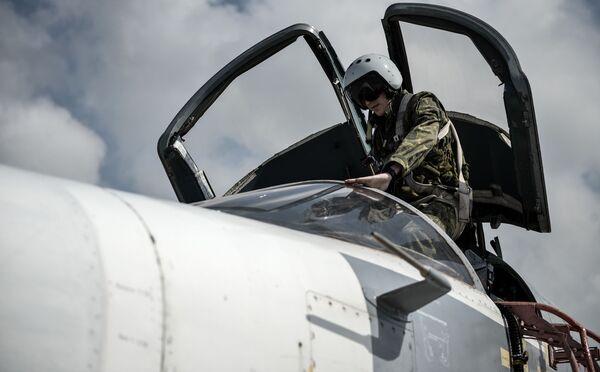 La vie quotidienne des militaires russes en Syrie - Sputnik France